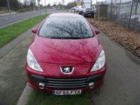 used Peugeot 307 2 doors hatchback coupe