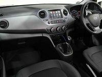 used Hyundai i10 Hatchback 5d 1.0 (67ps) PLAY
