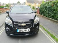 used Chevrolet Trax 1.7 VCDi LT 5dr