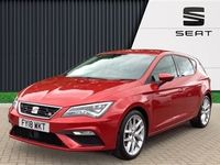 used Seat Leon 1.4 Tsi Fr Technology Hatchback 5dr Petrol Manual (s/s) (125 Ps)