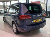 used VW Sharan 2.0 TDI SCR 150 SE Nav 5dr
