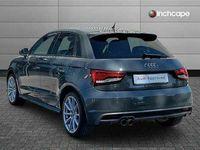 used Audi A1 Sportback S line 1.4 TFSI 125 PS 6-speed