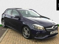 used Mercedes A180 A ClassAMG Line 5dr 1.5
