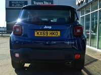 used Jeep Renegade Limited 1.0 T3 GSE 120hp 5dr
