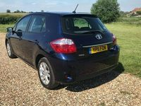 used Toyota Auris 1.6 TR 5dr