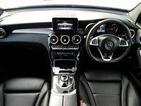 used Mercedes 220 GLC4Matic AMG Line 5dr 9G-Tronic 2.2