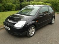 used Ford Fiesta 1.3 Finesse Hatchback 3d 1297cc