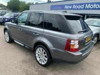 used Land Rover Range Rover Sport 3.6 TD V8 HSE 5dr