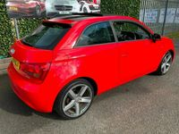 used Audi A1 1.4 TFSI Sport 3dr Hatchback 2011