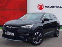 used Vauxhall Grandland X 1.2 Turbo SE Premium SUV 5dr Petrol Manual (s/s) (130 Ps)