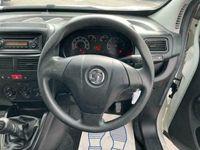 used Vauxhall Combo L1H1 2300 CDTI CREWVAN *5 SEATER*