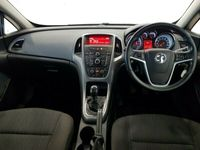used Vauxhall Astra GTC 1.4 Sport (140ps) (s/s)