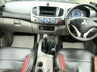 used Mitsubishi L200 2.5 DI-D Raging Bull Double Cab Pickup 4dr (Smart Nav)