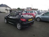 used Peugeot 206 206coupe