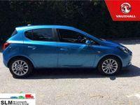 used Vauxhall Corsa 1.4 SE 5 door hatchback