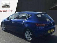 used Seat Leon 5dr (2016) 1.4 TSI FR Technology (125 PS)