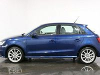 used Audi A1 Sportback 1.0 TFSI S LINE NAV 5d 93 BHP Your dream car can become a reality with cartime's fantastic finance deals.