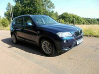 used BMW X3 2.0 XDRIVE20D SE 5d 181 BHP Great Specification