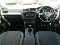 used VW Tiguan 2.0 TDi 150 SE Nav 5dr