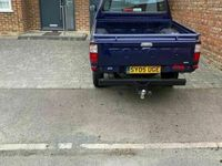 used Toyota HiLux 2.5 280 EX 4dr