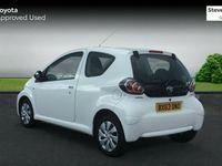 used Toyota Aygo 1.0 VVT-i Move 3-Dr