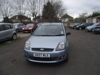 used Ford Fiesta ZETEC CLIMATE