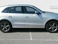 used Audi Q5 2.0 TDI Quattro S Line 5dr S Tronic