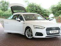 used Audi A5 2.0 TDI Ultra Sport 5dr S Tronic