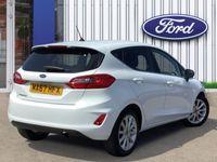 used Ford Fiesta 1.0 ECOBOOST TITANIUM 5DR 5 door hatchback