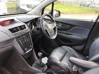 used Vauxhall Mokka 2014 Bradford SE S/S