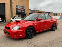 used Subaru Impreza JDM WRX STI Spec C (300bhp) 2.0 4dr