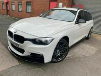 used BMW 320 3 Series 2.0 d Luxury Touring xDrive (s/s) 5dr