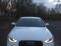 used Audi A4 1.8 TFSI S line 4dr