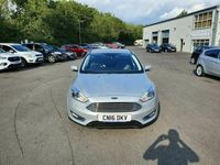 used Ford Focus 1.5TDCi Titanium X Hatchback 1496cc