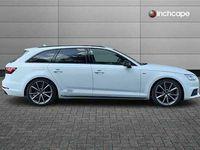 used Audi A4 Avant Black Edition 1.4 TFSI 150 PS S tronic