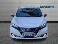 used Nissan Leaf 110kW Tekna 40kWh 5 door Automatic