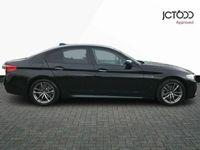 used BMW 520 5 Series d xDrive M Sport 4dr Auto