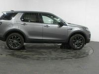 used Land Rover Discovery Sport 2.0 TD4 LANDMARK 5d 178 BHP