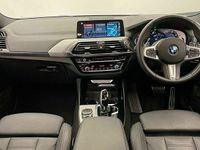 used BMW X3 xDrive20d M Sport 5dr Step Auto [Plus Pack] 2.0