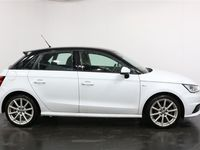 used Audi A1 Sportback 1.4 TFSI S LINE NAV 5d 123 BHP Service History Your dream car can become a reality with cartime's fantastic finance deals.