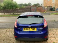 used Ford Fiesta 1.0 T EcoBoost Zetec (s/s) 5dr