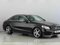 used Mercedes C250 C-Class 2.1CDIAMG Line (s/s) Saloon 4d