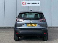 used Vauxhall Crossland X 1.2 SE ECOTEC S/S 5 door hatchback