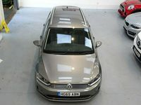 used VW Golf Sportsvan 1.4 GT TSI 5d 148 BHP