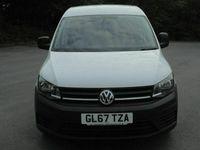 used VW Caddy 2.0TDI C20 Startline BMT (102PS)(Eu6)