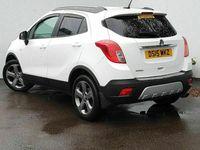 used Vauxhall Mokka 1.6i Exclusiv 5dr