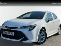 used Toyota Corolla Hatchback 1.2T VVT-i Icon Tech 5dr