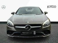 used Mercedes SLC300 SlcAMG Line 2dr 9G-Tronic roadster