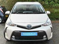 used Toyota Prius+ ESTATE 1.8 VVTi Icon TSS 5dr CVT Auto