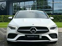 used Mercedes CLA180 CLA-ClassAMG Line Coupe